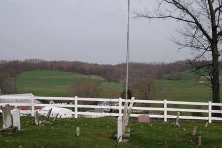 CEMETERY, HARDSCRABBLE - Tuscarawas County, Ohio | HARDSCRABBLE CEMETERY - Ohio Gravestone Photos