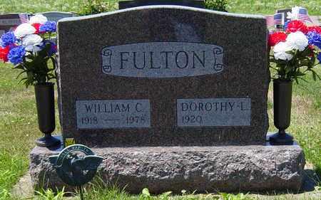 FULTON, WILLIAM C. - Tuscarawas County, Ohio | WILLIAM C. FULTON - Ohio Gravestone Photos