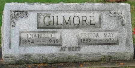 GILMORE, LOWELL C. - Tuscarawas County, Ohio | LOWELL C. GILMORE - Ohio Gravestone Photos