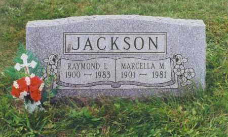 JACKSON, MARCELLA MARY - Tuscarawas County, Ohio | MARCELLA MARY JACKSON - Ohio Gravestone Photos