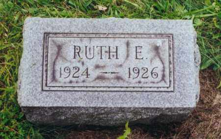 JACKSON, RUTH ELIZABETH - Tuscarawas County, Ohio   RUTH ELIZABETH JACKSON - Ohio Gravestone Photos