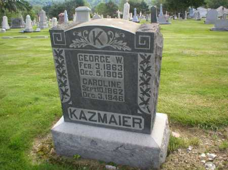 HEID KAZMAIER, CAROLINE MARIE - Tuscarawas County, Ohio | CAROLINE MARIE HEID KAZMAIER - Ohio Gravestone Photos