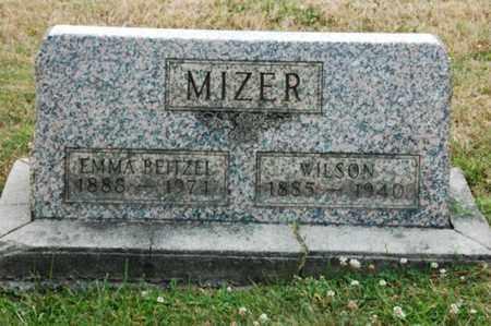 MIZER, WILSON - Tuscarawas County, Ohio | WILSON MIZER - Ohio Gravestone Photos