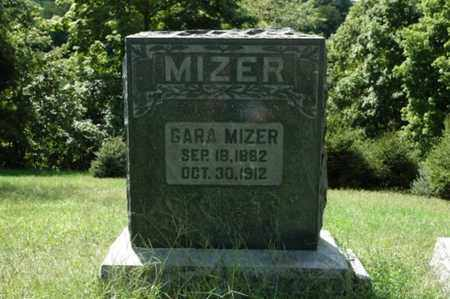 MIZER, GARA - Tuscarawas County, Ohio | GARA MIZER - Ohio Gravestone Photos