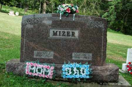 MIZER, IRENA J. - Tuscarawas County, Ohio | IRENA J. MIZER - Ohio Gravestone Photos