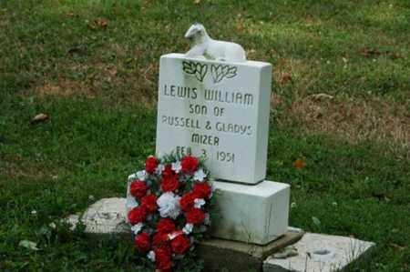 MIZER, LEWIS WILLIAM - Tuscarawas County, Ohio | LEWIS WILLIAM MIZER - Ohio Gravestone Photos