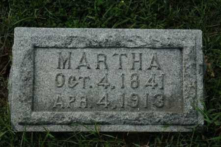MIZER, MARTHA - Tuscarawas County, Ohio | MARTHA MIZER - Ohio Gravestone Photos