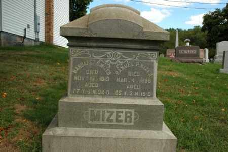 MIZER, MARGARET C. - Tuscarawas County, Ohio | MARGARET C. MIZER - Ohio Gravestone Photos
