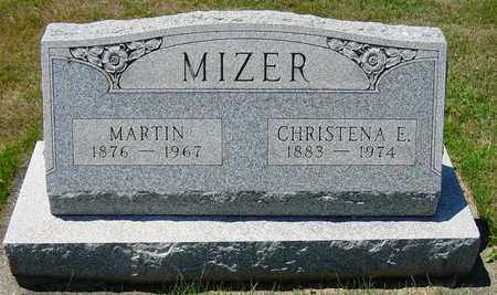 MIZER, MARTIN - Tuscarawas County, Ohio | MARTIN MIZER - Ohio Gravestone Photos
