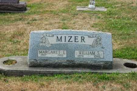 MIZER, WILLIAM S. - Tuscarawas County, Ohio | WILLIAM S. MIZER - Ohio Gravestone Photos