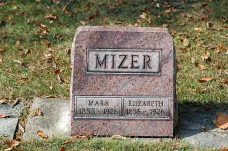 MIZER, MARK - Tuscarawas County, Ohio | MARK MIZER - Ohio Gravestone Photos
