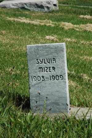 MIZER, SYLVIA - Tuscarawas County, Ohio | SYLVIA MIZER - Ohio Gravestone Photos