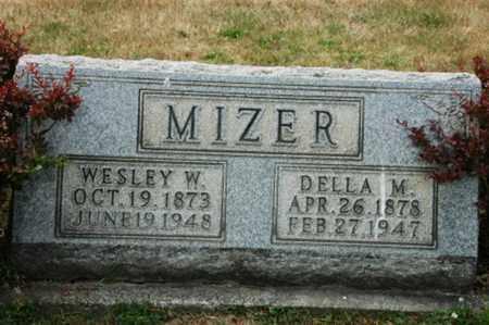 MIZER, DELLA M. - Tuscarawas County, Ohio | DELLA M. MIZER - Ohio Gravestone Photos