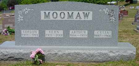 MOOMAW, ARTHUR - Tuscarawas County, Ohio | ARTHUR MOOMAW - Ohio Gravestone Photos