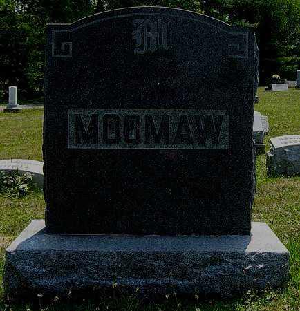 MOOMAW, EMMA - Tuscarawas County, Ohio | EMMA MOOMAW - Ohio Gravestone Photos