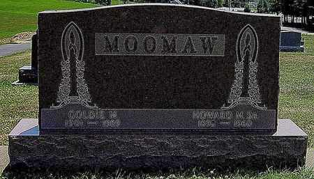 MOOMAW, HOWARD M.  SR. - Tuscarawas County, Ohio | HOWARD M.  SR. MOOMAW - Ohio Gravestone Photos
