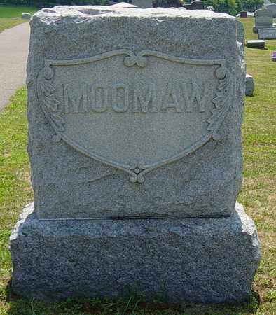 HOOPENGARNER MOOMAW, WILHELMINA - Tuscarawas County, Ohio | WILHELMINA HOOPENGARNER MOOMAW - Ohio Gravestone Photos