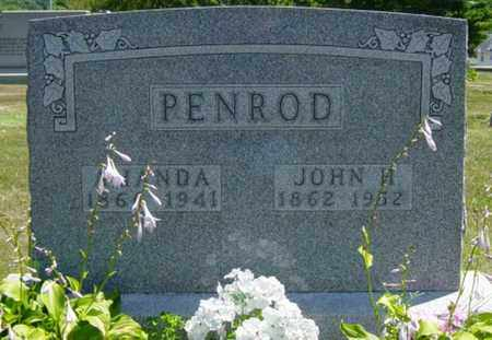 PENROD, AMANDA - Tuscarawas County, Ohio | AMANDA PENROD - Ohio Gravestone Photos