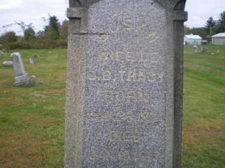 TRACY, SUSAN - Tuscarawas County, Ohio | SUSAN TRACY - Ohio Gravestone Photos
