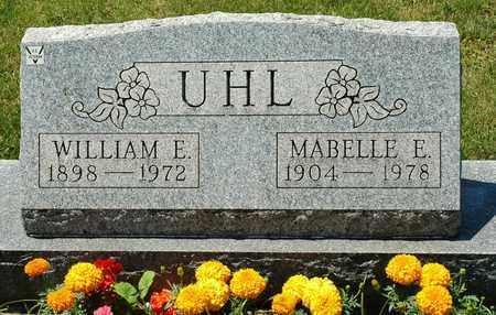 UHL, MABELLE E. - Tuscarawas County, Ohio | MABELLE E. UHL - Ohio Gravestone Photos