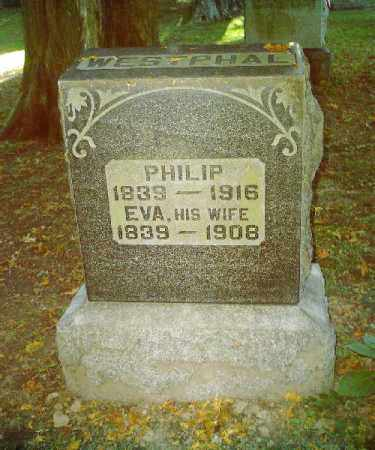 ART WESTPHAL, EVA - Tuscarawas County, Ohio | EVA ART WESTPHAL - Ohio Gravestone Photos
