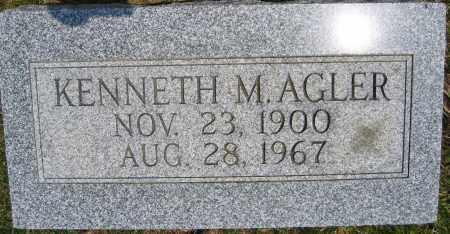 AGLER, KENNETH M. - Union County, Ohio | KENNETH M. AGLER - Ohio Gravestone Photos