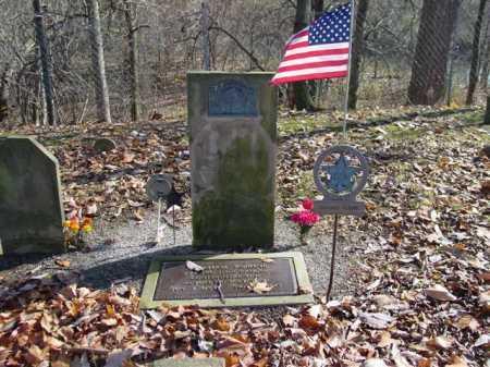AMRINE, ABRAHAM - Union County, Ohio | ABRAHAM AMRINE - Ohio Gravestone Photos