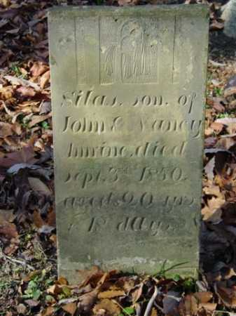 AMRINE, SILAS - Union County, Ohio | SILAS AMRINE - Ohio Gravestone Photos