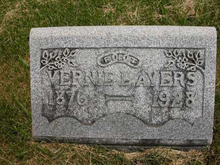 AYERS, VERNIE L. - Union County, Ohio   VERNIE L. AYERS - Ohio Gravestone Photos
