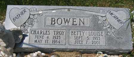 BOWEN, BETTY LOUISE - Union County, Ohio | BETTY LOUISE BOWEN - Ohio Gravestone Photos