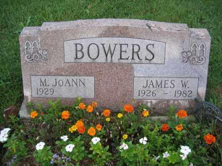 BOWERS, M. JOANN - Union County, Ohio   M. JOANN BOWERS - Ohio Gravestone Photos