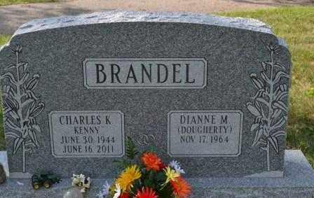 BRANDEL, CHARLES K. - Union County, Ohio   CHARLES K. BRANDEL - Ohio Gravestone Photos