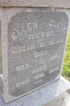 CLARK--REAM, ELLEN - Union County, Ohio | ELLEN CLARK--REAM - Ohio Gravestone Photos