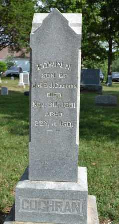 COCHRAN, EMMA - Union County, Ohio   EMMA COCHRAN - Ohio Gravestone Photos