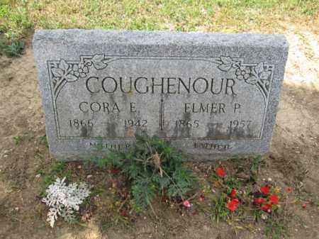 COUGHENOUR, CORA E. MACOBY - Union County, Ohio | CORA E. MACOBY COUGHENOUR - Ohio Gravestone Photos