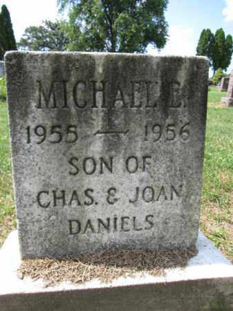 DANIELS, MICHAELE - Union County, Ohio | MICHAELE DANIELS - Ohio Gravestone Photos