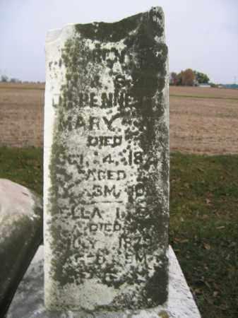 DISBENNETT, ELLA I. - Union County, Ohio   ELLA I. DISBENNETT - Ohio Gravestone Photos
