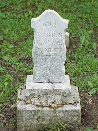 DONLEY, A. - Union County, Ohio | A. DONLEY - Ohio Gravestone Photos