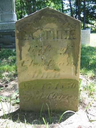 EVANS, EASTHER - Union County, Ohio | EASTHER EVANS - Ohio Gravestone Photos