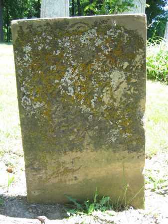 EVANS, MARY C. - Union County, Ohio   MARY C. EVANS - Ohio Gravestone Photos