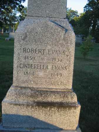 EVANS, ROBERT - Union County, Ohio   ROBERT EVANS - Ohio Gravestone Photos