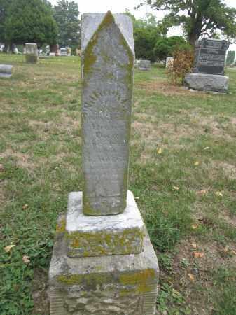 EVANS, WILLIAM L. - Union County, Ohio | WILLIAM L. EVANS - Ohio Gravestone Photos