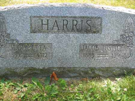 HARRIS, MARY ETTA - Union County, Ohio | MARY ETTA HARRIS - Ohio Gravestone Photos