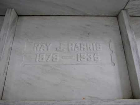 HARRIS, RAY J. - Union County, Ohio | RAY J. HARRIS - Ohio Gravestone Photos