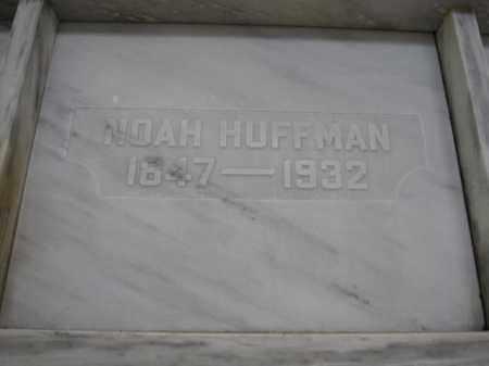 HUFFMAN, NOAH - Union County, Ohio   NOAH HUFFMAN - Ohio Gravestone Photos