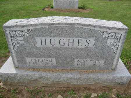 HUGHES, ROSE WARD - Union County, Ohio | ROSE WARD HUGHES - Ohio Gravestone Photos
