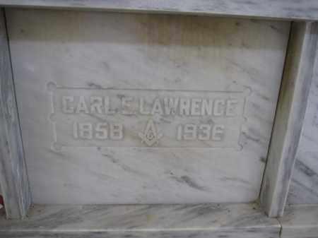 LAWRENCE, CARL E. - Union County, Ohio | CARL E. LAWRENCE - Ohio Gravestone Photos