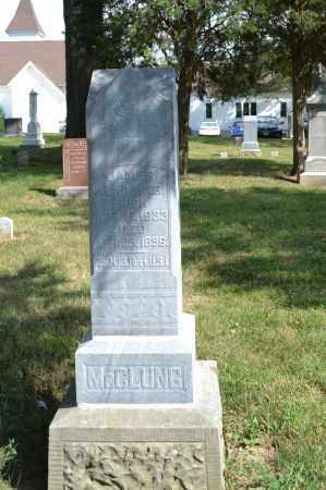 MCCLUNG, MARGARET - Union County, Ohio | MARGARET MCCLUNG - Ohio Gravestone Photos