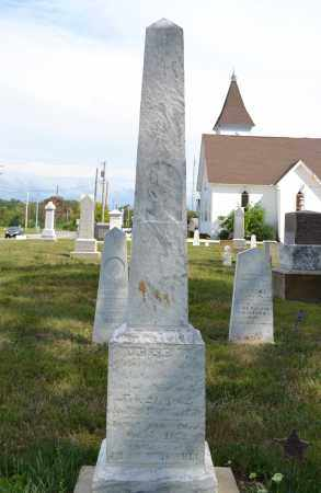MCDOWELL, INFANT SON - Union County, Ohio   INFANT SON MCDOWELL - Ohio Gravestone Photos
