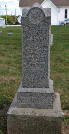 MCDOWELL, INFANT SON - Union County, Ohio | INFANT SON MCDOWELL - Ohio Gravestone Photos